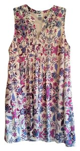 Old Navy short dress Floral Weekend on Tradesy