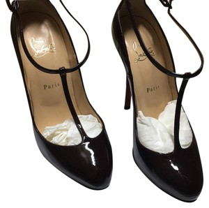 Christian Louboutin Lie De Vin Pumps