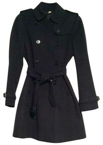 Burberry London Trench Cshmere Trench Coat