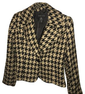 New York & Company Black and gold Blazer
