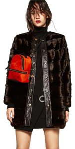 Zara Fur Coat