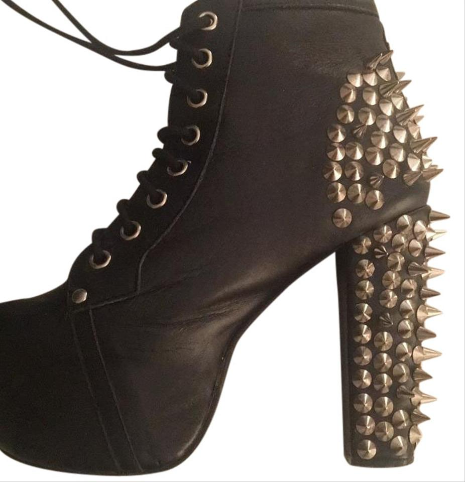 jeffrey campbell litas black boots on sale 65 off boots booties on sale. Black Bedroom Furniture Sets. Home Design Ideas