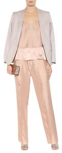 Rag & Bone Silk Menswear Trouser Trouser Pants Blush