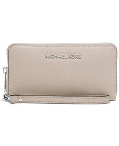 Michael Kors Michael Kors Jet Set large Multifunction phone case wristlet