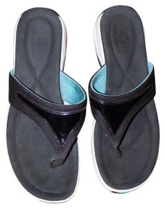 Cole Haan Leather Breathable Soft Sandals