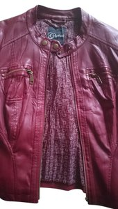 Guess Burgundy Jacket