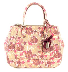 Guess Satchel in Floral Multi