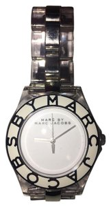 Marc Jacobs Marc Jacobs Watch- Silver and white