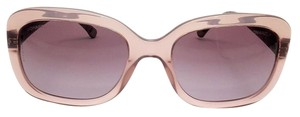 Chanel Chanel Pink Opal Gradient Women Square Sunglasses Italy RY3/2