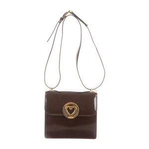 Moschino Gucci Shoulder Under Leather Cross Body Bag