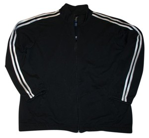 Steve & Barry's Barry Athletic Black Jacket