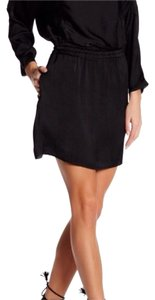 Zadig & Voltaire short dress Black on Tradesy