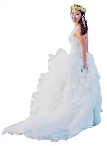 Oleg Cassini Oleg-cassini-wedding-dress-7639654 Wedding Dress