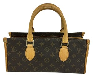 Louis Vuitton Lv Popincourt Monogram Canvas Tote in brown