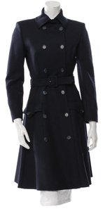 Chloé Chloe Wool Trench Coat