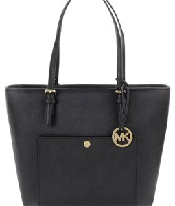 Michael Kors Tote in Navy/black