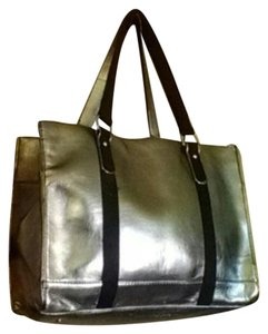 Victoria's Secret Oversized Metallic Tote