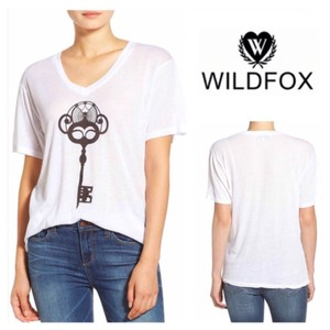 Wildfox T Shirt Clean White