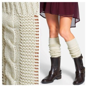 Free People FREE PEOPLE LEG WARMERS BOOT COVERS