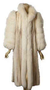 Dior Whitemink Fur Coat