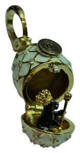 Juicy Couture Brand New Black Label Juicy Couture Faberge Egg Charm