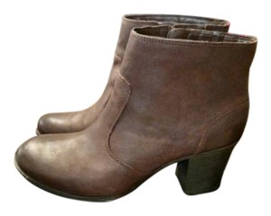 Rockport Ebano distressed goat Boots