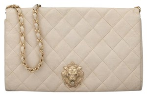 Chanel Classic Lions Head Classic Flap Flap Rare Collectable Shoulder Bag