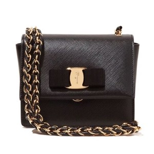 salvatore ferragamo small vara crossbody Cross Body Bag