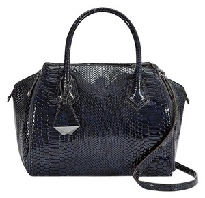 Rebecca Minkoff Satchel in Midnight Blue