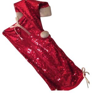 Dreamgirl SEXY Sequin Santa Baby Outfit w/ Hat