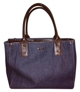 Kate Spade Chic Tote in Blue