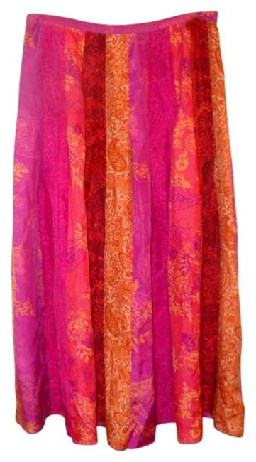 Preload https://item4.tradesy.com/images/banana-republic-pink-yellow-and-orange-paisley-silk-midi-skirt-size-6-s-28-201803-0-0.jpg?width=400&height=650