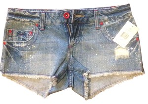 YMI Jeans Cut Off Shorts Denim