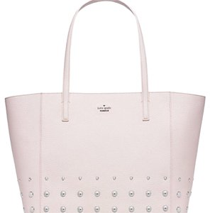 Kate Spade Leather Studded Tote