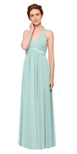 Twobirds Sea Foam Tulle Ballgown Dress