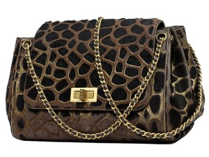 Chanel Accordion Chain Satchel