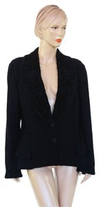 St. John Evening Jacket Black Blazer