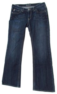 Big Star Sweet Medium Wash Boot Cut Jeans-Medium Wash