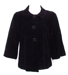 ivy jane 3/4 Sleeve Black Jacket