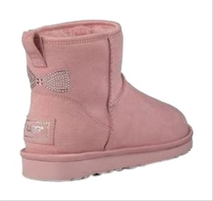 UGG Boots Pink English Primrose Boots