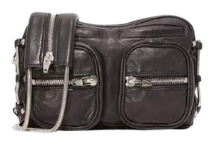 Alexander Wang Lambskin Slouchy Cross Body Bag