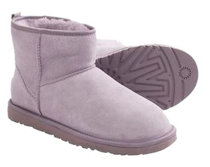 UGG Boots Heathered Lilac Boots