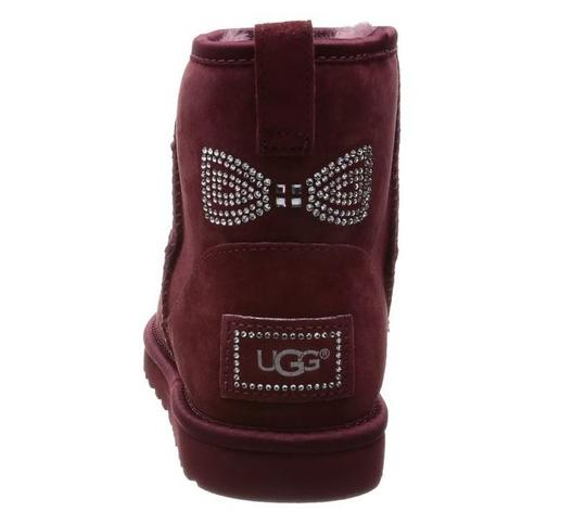 UGG Boots Oxblood Boots
