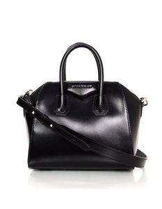 Givenchy Mini Antigona Satchel in black