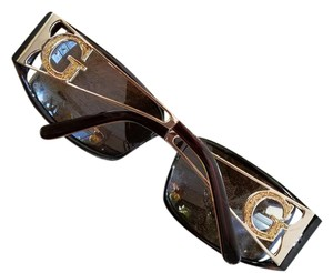 Guess FINAL SALE! Vintage Brown and gold Guess Sunglasses
