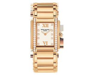 Patek Philippe Patek Philippe Twenty-4 Rose Gold Watch 4908/11R-011