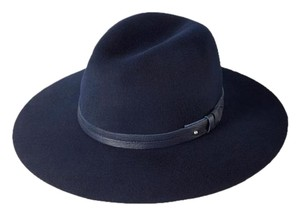 Rag & Bone Rag & Bone Wool Wide-Brim Fedora Hat Size Large