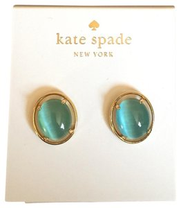 Kate Spade Kate Spade Open Rim Stud Earrings