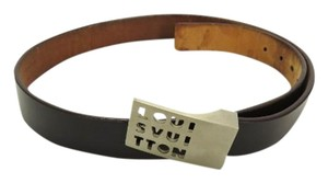 Louis Vuitton Cut Out Belt 211010