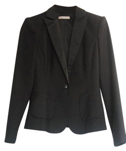 Stefanel Formal black blazer as new!